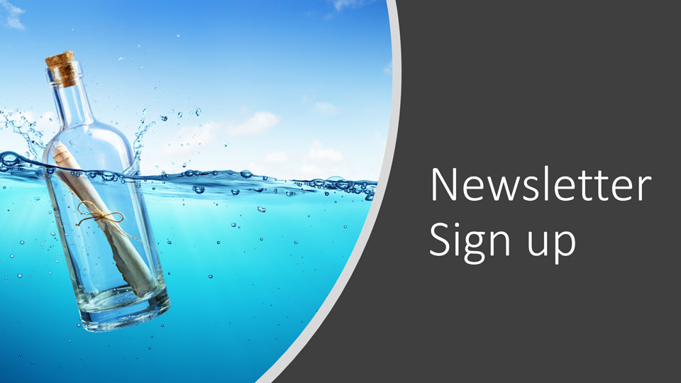 Newsletter Sign up. Paul Claireaux 2020
